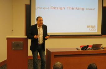 Charla Magistral MBA UDD ¿Por qué Design Thinking ahora?