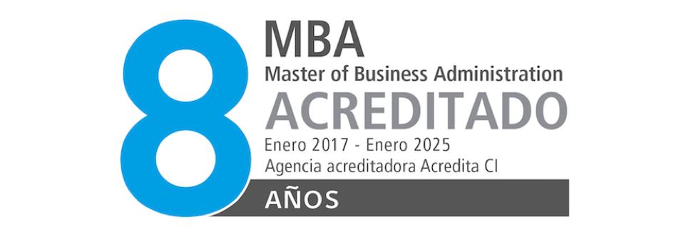 Acreditación Nacional MBA