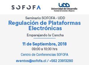 Ministro de Economía participará en seminario FEN-SOFOFA sobre Regulación de Plataformas Electrónicas