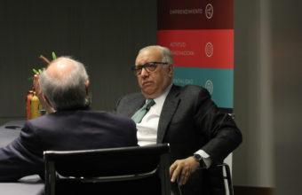 """Primer ciclo de encuentros """"Conociendo a Grandes Emprendedores"""" en la FEN"""