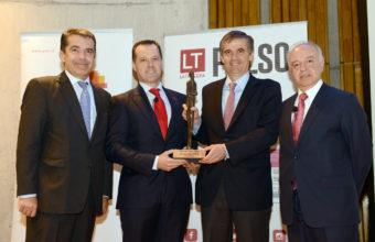 Banco Santander y Fondo Esperanza reciben Premio PwC Chile Innovación 2018 apoyado por la UDD