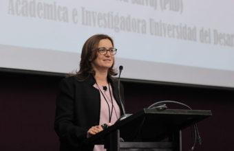 Érica Salvaj participa en Summit Mujer y Liderazgo