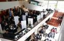 Feria Programa Inserción Laboral en Edificio de Postgrado UDD