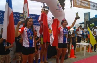 Alumna de ICO clasifica para Panamericano de Triatlón en USA