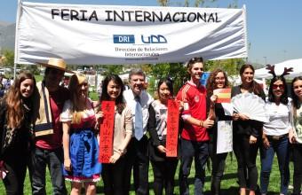 La UDD vivió la IV Feria Internacional