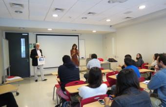 Electivo de Responsabilidad Social Empresarial recibe invitados