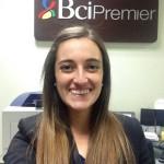 Josefa Tegmeier,  Ingeniera Comercial UDD. Actualmente trabaja en el Área Comercial del Banco BCI.