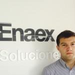 Rodrigo Pastor, Ingeniero Comercial UDD, jefe de Control de Gestión en Enaex