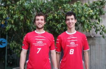Alumno de ICO particia en los Juegos Universitarios Sudamericanos