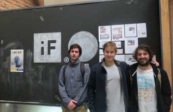 Alumnos del Club de Emprendedores visitan iF y comparten con sus emprendedores