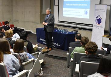 Asociación de Fondos Mutuos realiza charla para Alumnos de Ingeniería …