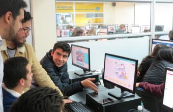 GameLab presentó su simulador para crear un negocio sin riesgo
