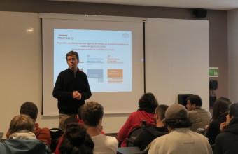 Enseña Chile y Easy Taxi compartieron con alumnos ICO