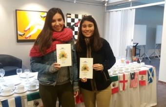 Alumnos de Co-Educación en Santiago y Concepción vivieron la International Summit