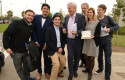 Alumnos con Premio Nobel, Mario Vargas Llosa