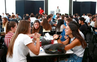 Alumnos nuevos vivieron Día Puente en Santiago y Concepción
