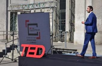 Alumno emprendedor de Ingeniería Comercial UDD dictó charla TEDxYouth